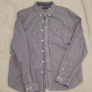 Náutica classic fit shirt XL